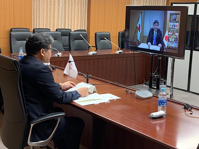 ASEAN+3文化大臣会合」・「日ASEAN文化大臣会合」がオンラインで開催 ...