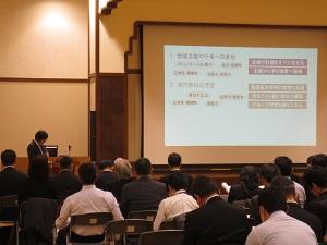 「平成28年度スーパー・プロフェッショナル・ハイスクール成果発表会」が開催されました